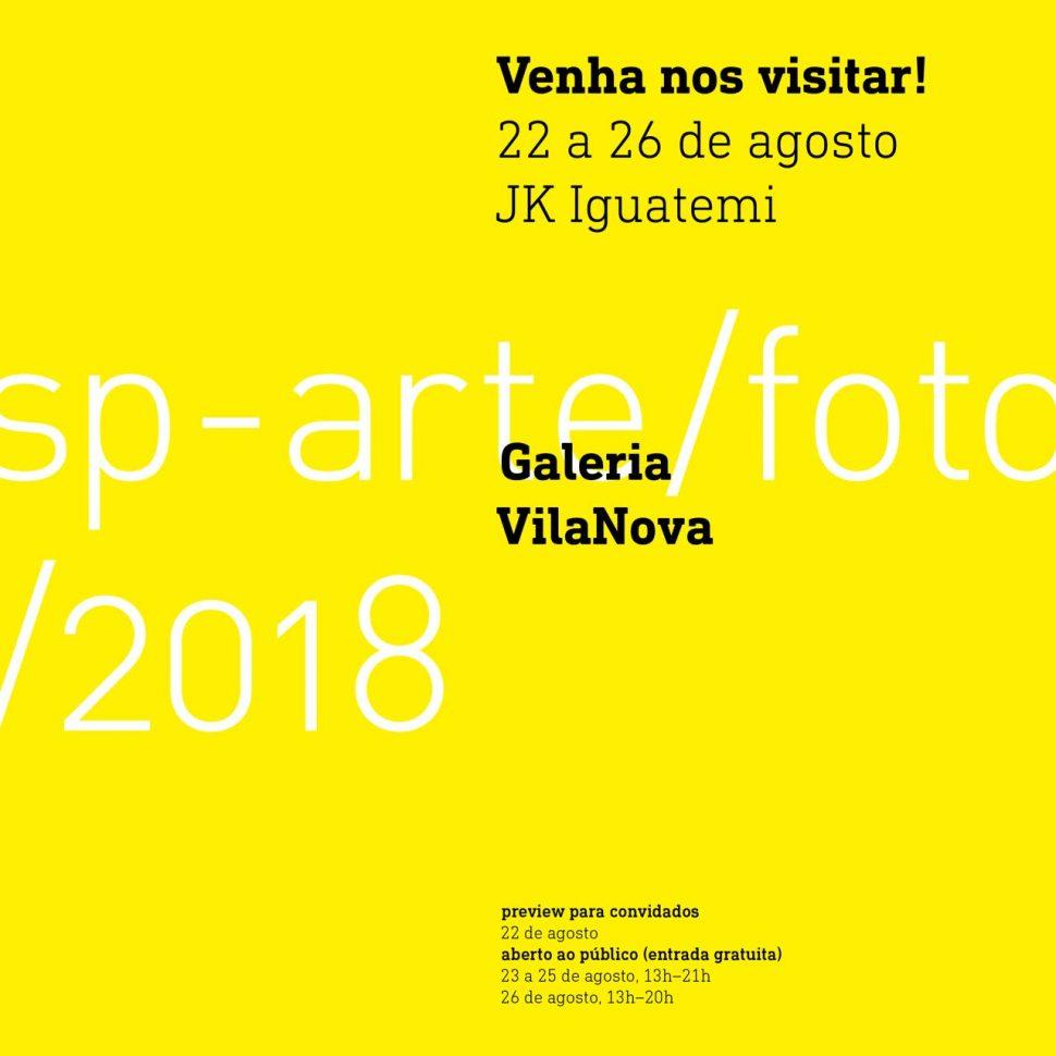 sp-arte/foto - agosto 2018